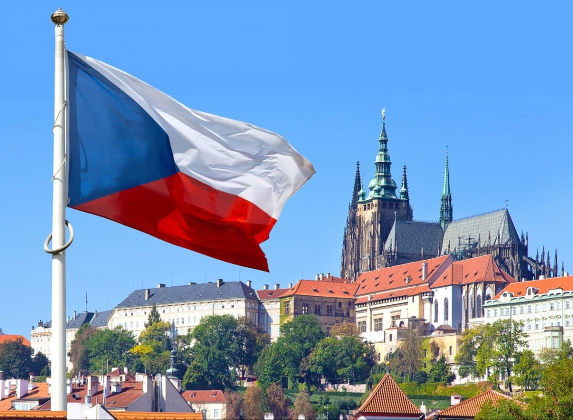 Новые правила въезда в Чехию