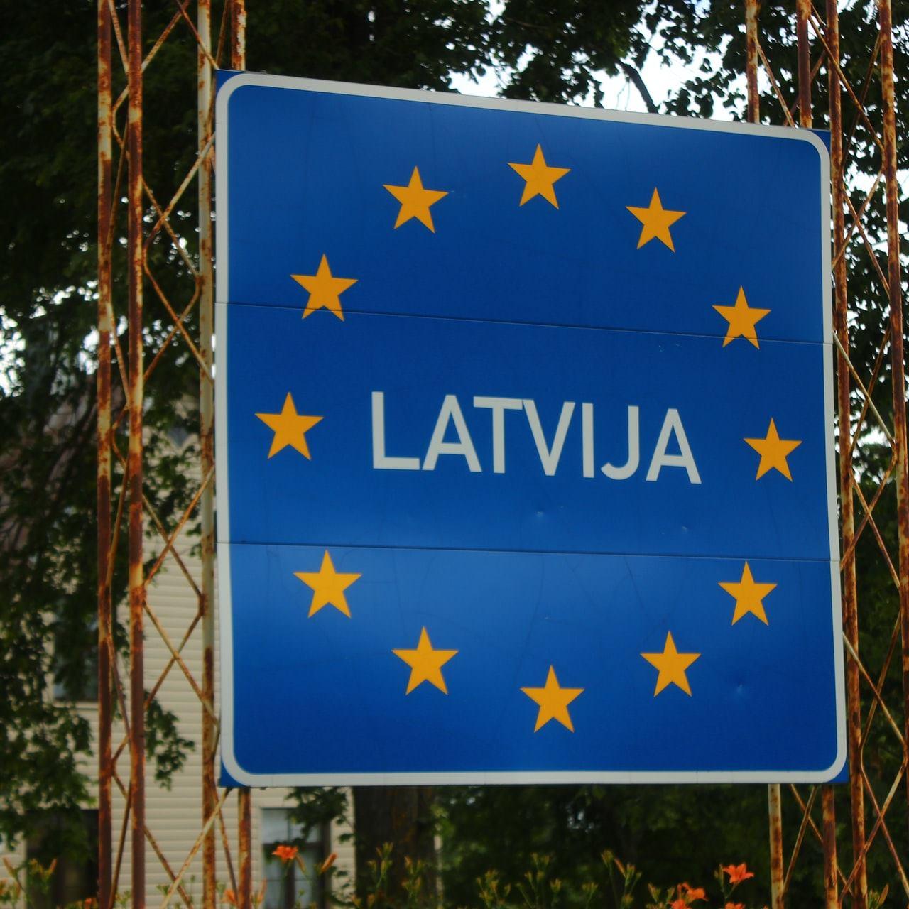 Эстония усилила охрану границы с РФ и Латвией